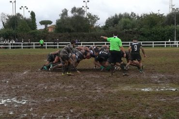 L'Olimpic Roma fa valere il fattore campo, il Ragusa Rugby costretto a cedere nei minuti finali