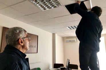 Il Sindaco Cassì interviene sulle strumentalizzazioni per infiltrazioni di acque meteoriche al Palazzo INA