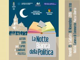 La Notte bianca della Politica: Autori e libri per capire e cambiare la Politica