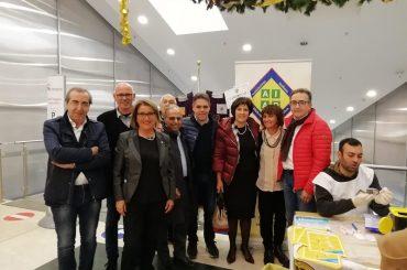 Grandissima partecipazione alle iniziative per la Giornata Mondiale del Diabete organizzata dall'AIAD di Ragusa