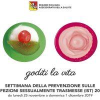 Settimana Regionale della Prevenzione delle Infezioni Sessualmente Trasmissibili