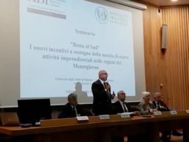"""Armao agli startupper siciliani: """"Puntate sul digitale. Col bilancio, incentivi fiscali alle imprese ammesse a Resto al Sud"""""""