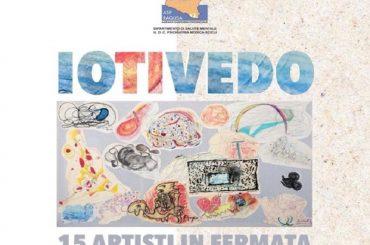 """""""IO TI VEDO – 15 ARTISTI IN FERMATA"""" – Collettiva d'arte nell'U.O.C. Psichiatria di Modica"""