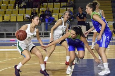 Serie B, sabato nuova trasferta per le giovani dell'Eirene Ragusa