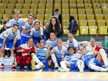La Virtus Futsal di calcio a 5 femminle si aggiudica lo scontro diretto con l'Fc Pelletterie