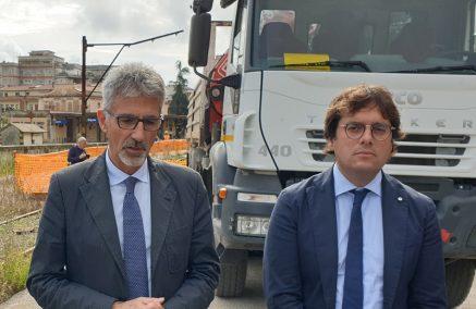 Il lavoro 'sotterraneo' dell'assessore Giuffrida nel 2019