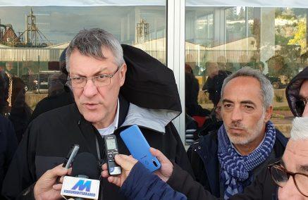 Maurizio Landini a Ragusa per il rilancio dell'attività sindacale