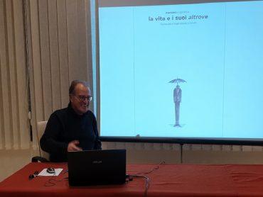 Consueto appuntamento di fine anno con Nunzio Brugaletta e i suoi fumetti d'autore