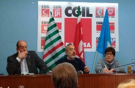 Conferenza stampa di fine anno di CGIL, CISL, UIL. Le analisi di oggi e la strategia per il domani