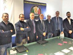 Ragusa, battesimo ufficiale del sindacato USIF