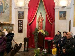 La Sagra della Cuccia per i festeggiamenti in onore di Santa Lucia