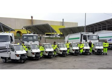 Stato di agitazione del personale della ditta Busso che si occupa della raccolta dei rifiuti in città