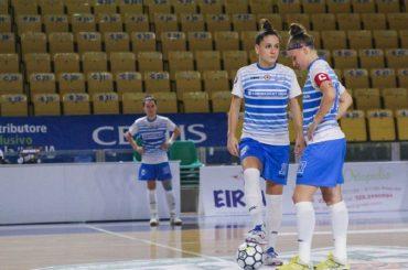 La Virtus Ragusa Futsal chiude il 2019 con la sconfitta sul campo del Salinis