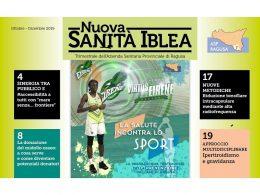 """Ritorna """"Nuova Sanità Iblea"""", il trimestrale dell'ASP di Ragusa"""