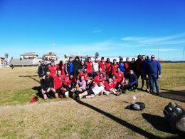 La prima vittoria del Ragusa Rugby: battuta la Partenope allo stadio di via Forlanini