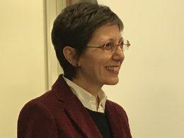 Sabina Ficili, sciclitana, romana di adozione, nuovo primario di cardiologia al 'Maggiore' di Modica