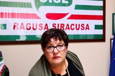 Per il segretario CISL di Ragusa, Vera Carasi, vanno a rilento i passaggi per le infrastrutture