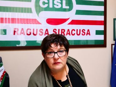 """Vera Carasi, segretario generale Ust Cisl, """"Anche in provincia di Ragusa serve un patto per la coesione e lo sviluppo"""""""