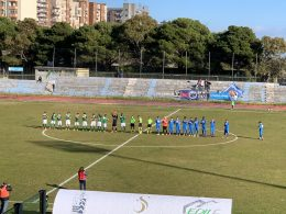 Il Ragusa Calcio 1949 gioca bene ma soccombe di fronte al Palazzolo