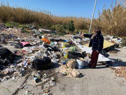 L'influenza della grande politica: Maria Malfa si occupa di una microdiscarica alle porte di Marina di Ragusa