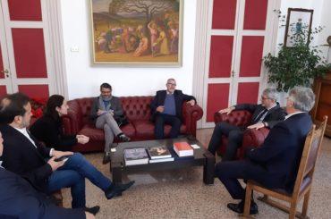 L'Ambasciatore di Cuba in Italia, Josè Carlos Rodriguez Ruiz, in visita di cortesia al Comune