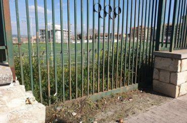 Territorio: a Ragusa serve decoro anche nelle aree esterne degli impianti sportivi