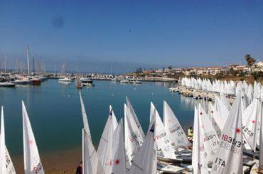 A Ragusa la Coppa AICO terza tappa del Trofeo Kinder Classe Optimist