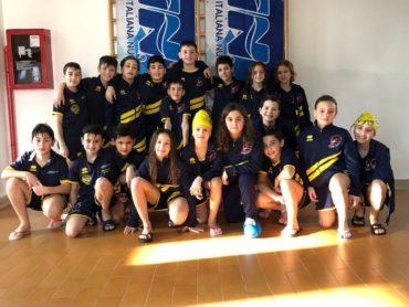 Campionati Regionali  Esordienti B: Polisportiva Erea al quarto posto