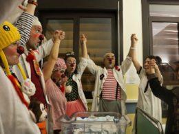 """Il Carnevale al reparto di neonatologia del """"Giovanni Paolo Ii"""" di Ragusa"""
