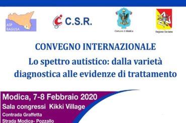 Autismo, a Modica Il 7 e 8 febbraio Convegno Internazionale organizzato da Asp Ragusa e CSR.