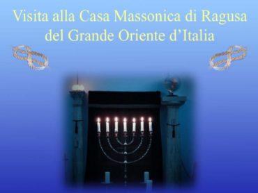 Le Case Massoniche aperte al pubblico, a Ragusa  l'appuntamento per il 1° marzo