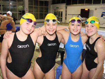 Nuoto, polisportiva Erea nona ai campionati regionali  esordienti