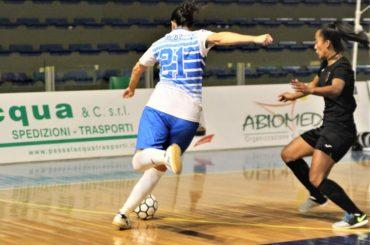 Virtus Ragusa Futsal Calcio a 5 subisce l'ennesima sconfitta sul campo del Montesilvano