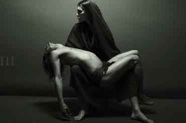 """La mostra fotografica """"The Passion"""" di Toni Campo nella chiesa di San Rocco, a Parma"""
