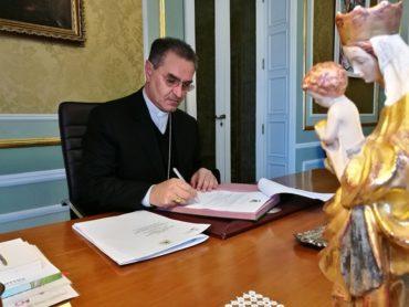 Decreto del Vescovo, monsignor Carmelo Cuttitta, per la ripresa della catechesi e delle attività pastorali