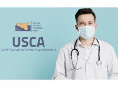 L'ASP costituisce tre Unità Speciali di Continuità Assistenziale – USCA