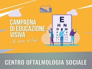 Campagna di educazione visiva a cura del Centro di Oftalmologia Sociale ASP Ragusa