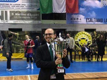 Lascia la Passalacqua Ragusa il dirigente e direttore sportivo Criscione