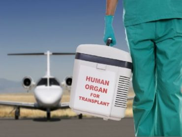 Espianto di organi al Giovanni Paolo II