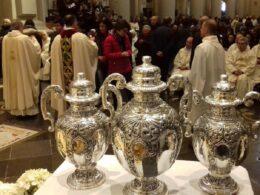 Messa Crismale alle ore 10 in Cattedrale