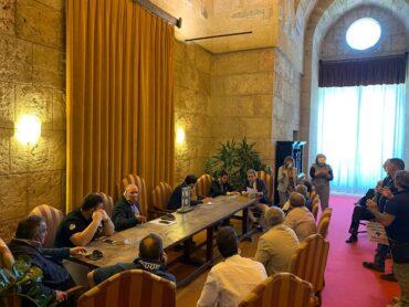 """Il presidente Miccichè ha incontrato una delegazione di ambulanti: """"Abbiamo il dovere di dare voce anche a questa categoria di lavoratori"""""""
