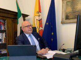 """Bankitalia, Armao: """"Pandemia non uguale per tutti, governo nazionale dia aiuti adeguati"""""""