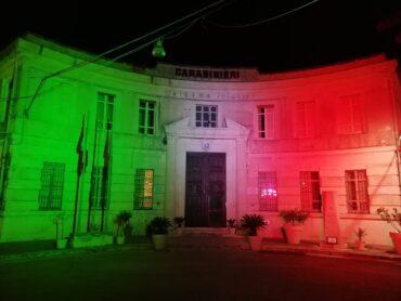 La Caserma Podgora sarà illuminata con il Tricolore per il 206° Anniversario della Fondazione dell'Arma dei Carabinieri