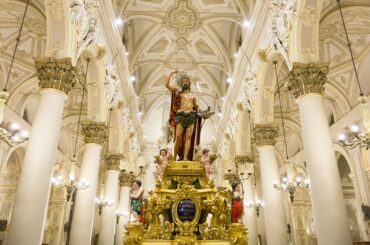 Celebrazioni liturgiche in Cattedrale per la Natività del Santo Patrono della Città e della Diocesi, San Giovanni Battista
