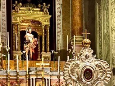 Solennità della Natività del Patrono di Monterosso Almo, San Giovanni Battista