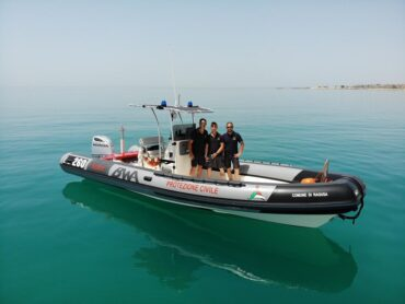 Da sabato 11 luglio operativo il servizio di assistenza ai bagnanti a Marina di Ragusa e Punta Braccetto