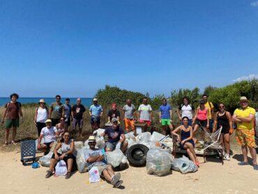 """""""Puliamo la spiaggia di Cirica"""", iniziativa del M5S e di 'Valìa Voglia di Ispica'"""