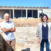 Stefania Campo sull'impianto di compostaggio di Vittoria