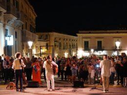 Grande successo di pubblico e di critica  per il 'Donnafugata Street' a Ragusa Ibla