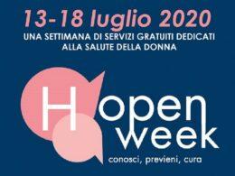 Torna l'(H)OPEN WEEK di Fondazione Onda: servizi gratuiti dedicati alla salute della donna negli ospedali con i bollini rosa